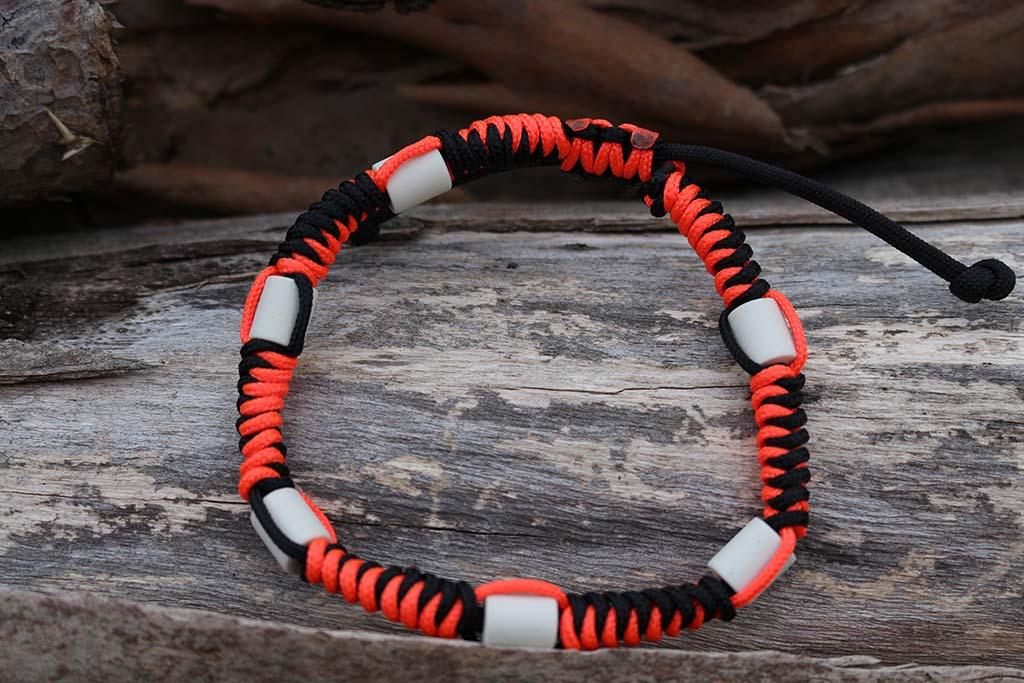 collier de perle chien